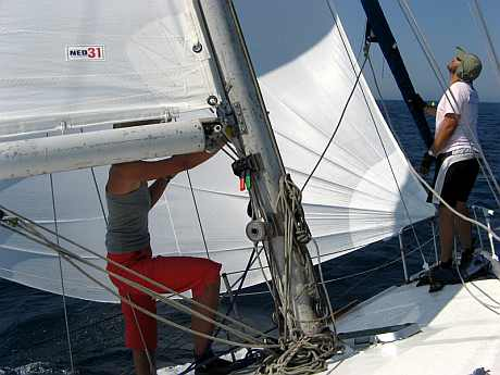 aegean regatta 2007