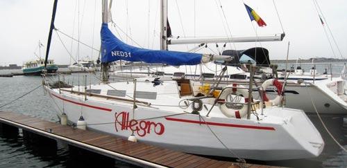 Marina Mangalia yacht