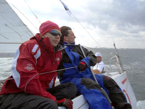 Yachting la Marea Neagra